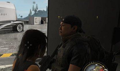 Rechercher des civils avec i Icon