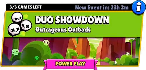 Événements - Power Play