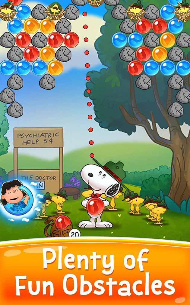 Snoopy Pop capture d'écran 2