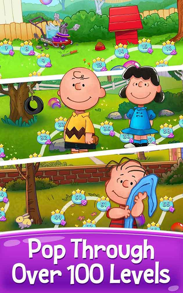 Snoopy Pop capture d'écran 3