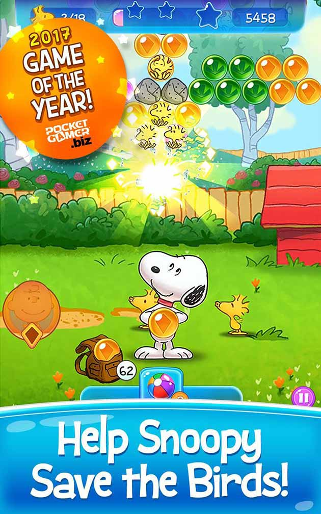 Snoopy Pop capture d'écran 1