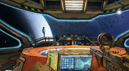 Base d'opérations en Borderlands 3