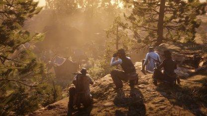 Red Dead Redemption 2 - Red Dead en ligne