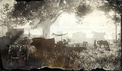 Red Dead Redemption 2 - Chapitre 3