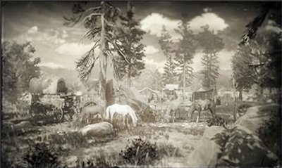 Red Dead Redemption 2 - Chapitre 2