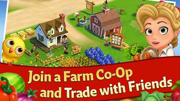 FarmVille 2: Country Escape capture d'écran 4