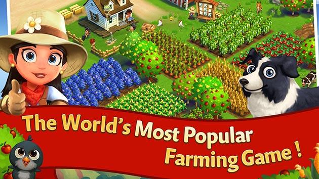 FarmVille 2: Country Escape capture d'écran 1