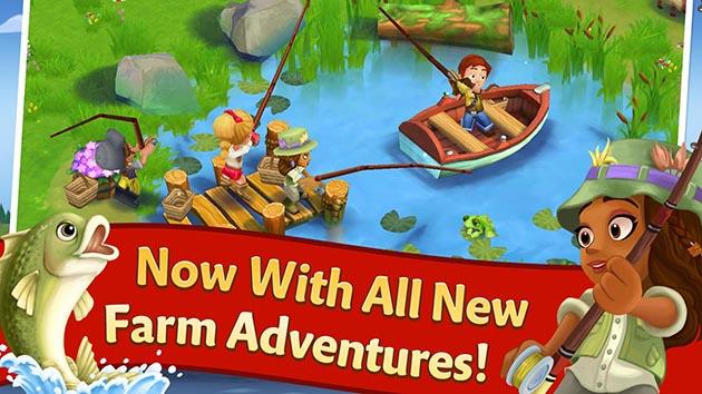 FarmVille 2: Country Escape capture d'écran 2