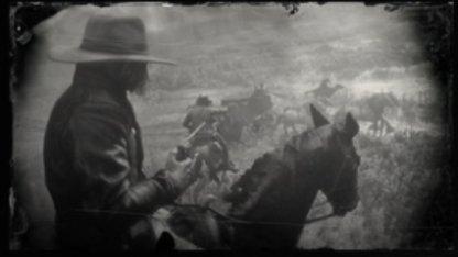 Une scène pastorale américaine