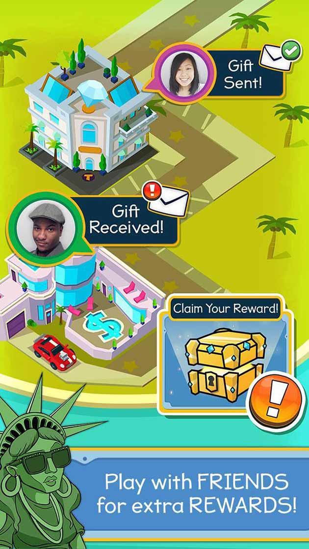 Taps to Riches Capture d'écran 4