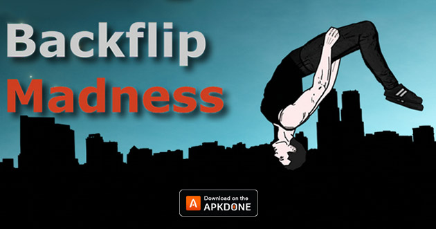 Affiche Backflip Madness