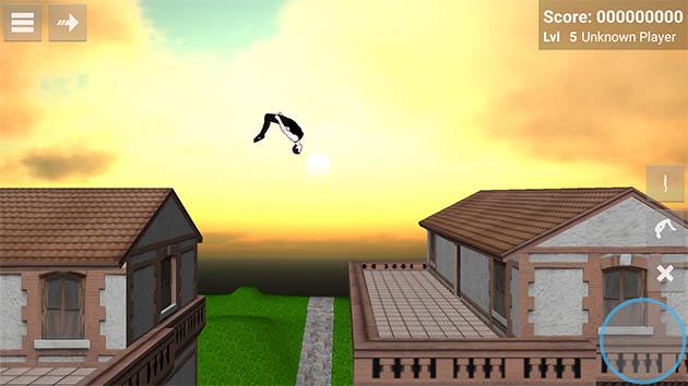 Backflip Madness capture d'écran 1