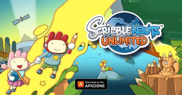 Affiche Scribblenauts Unlimited
