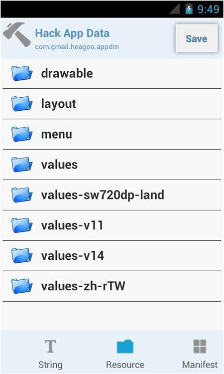 APK Editor Pro capture d'écran 1