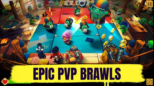 Angry Birds Evolution capture d'écran 3