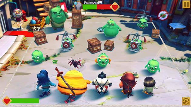 Angry Birds Evolution capture d'écran 4