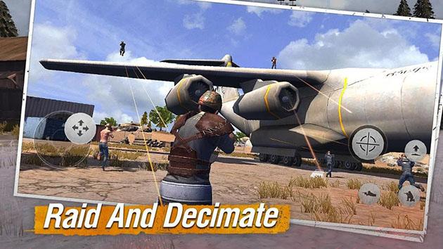 Last Day Rules Survival capture d'écran 1