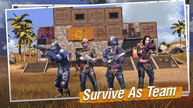 Last Day Rules Survival capture d'écran 3