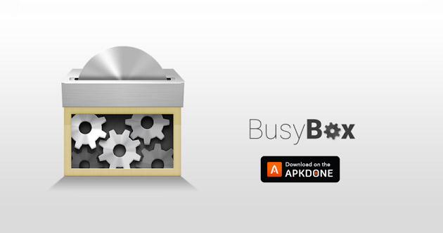 Affiche BusyBox Pro