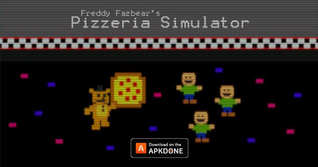 FNaF 6: affiche du simulateur de pizzeria