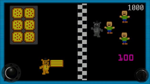 FNaF 6: Pizzeria Simulator capture d'écran 3
