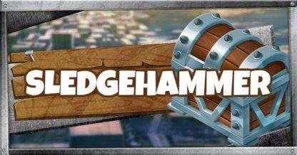 Sledgehammer Commentaire