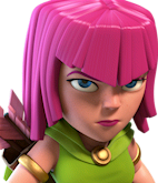 Archer / Archer - Clash of Clans