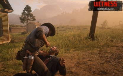 Red Dead Redemption 2 Bounty