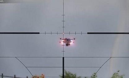 Méfiez-vous des drones alertant des ennemis