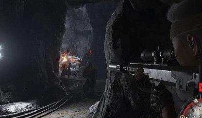 Cave aura des ennemis à l'intérieur