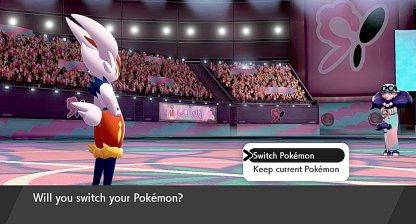 Changer de Pokémon