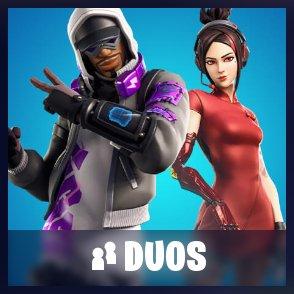 Mode Duos Fortnite