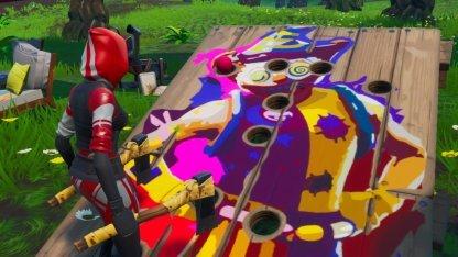 Score 10 sur Carnival Clown Board