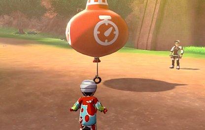 Grand ballon augmente la limite de temps