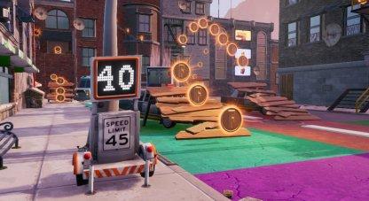 Allez plus vite que 30 dans les deux pièges à vitesse