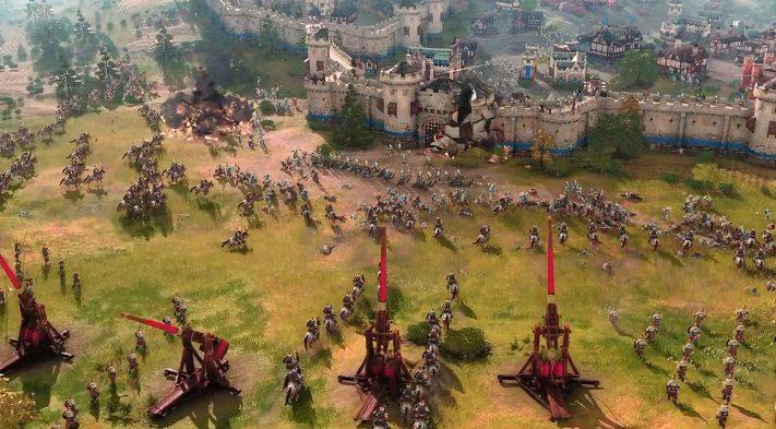 Age of Empires 4 couvrira beaucoup d'autres époques historiques
