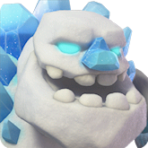 Golem de glace - Clash of Clans
