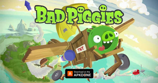 Bad Piggies HD MOD APK 2.3.6 (Unlocked) pour Android – Télécharger