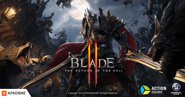 Blade II – Le Retour du Mal APK 2.0.0.0 pour Android – Télécharger