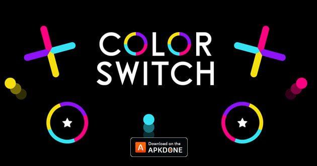 Color Switch MOD APK 1.89 (Unlocked) pour Android – Télécharger