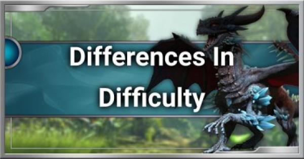 Dauntless   Différences dans la difficulté Behemoth: Normal, Variations, Héroïque et Héroïque +