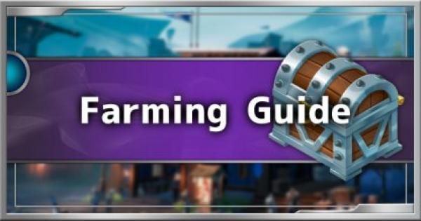 Dauntless | Guide de l'agriculture matérielle – Pièces, réactifs, noyaux et orbes