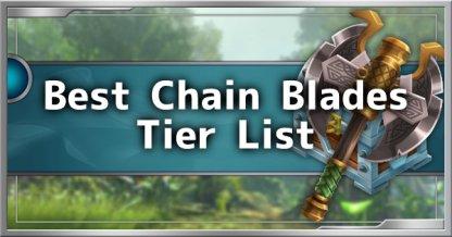 Top 5 des meilleures armes à chaînes