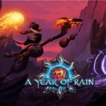 Dernières impressions d'une année de pluie pour PC