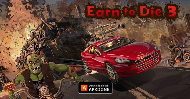 Earn to Die 3 MOD APK 1.0.3 (Achat gratuit) pour Android – Télécharger