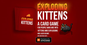 Exploding Kittens Official APK + MOD 4.0.2 [Unlocked] Télécharger pour Android