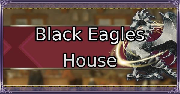 FE Three Houses | Black Eagles – Liste des personnages et informations sur la maison | Emblème du feu