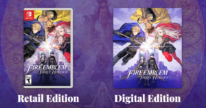 FE Three Houses