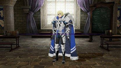 Dimitri devient grand seigneur