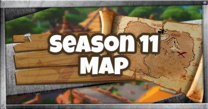 Carte Saison 1